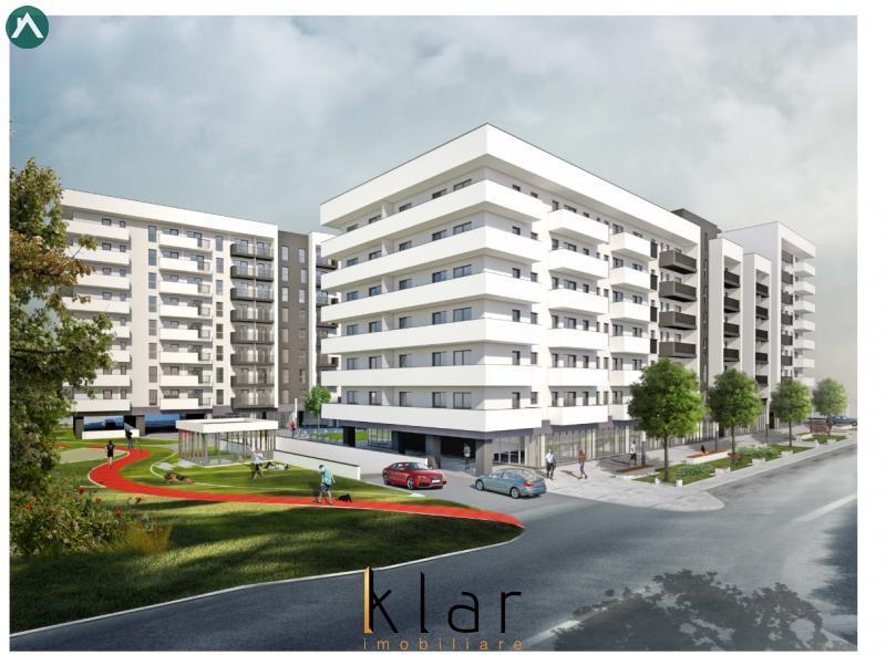 Apartament doua camere bloc nou Marasti