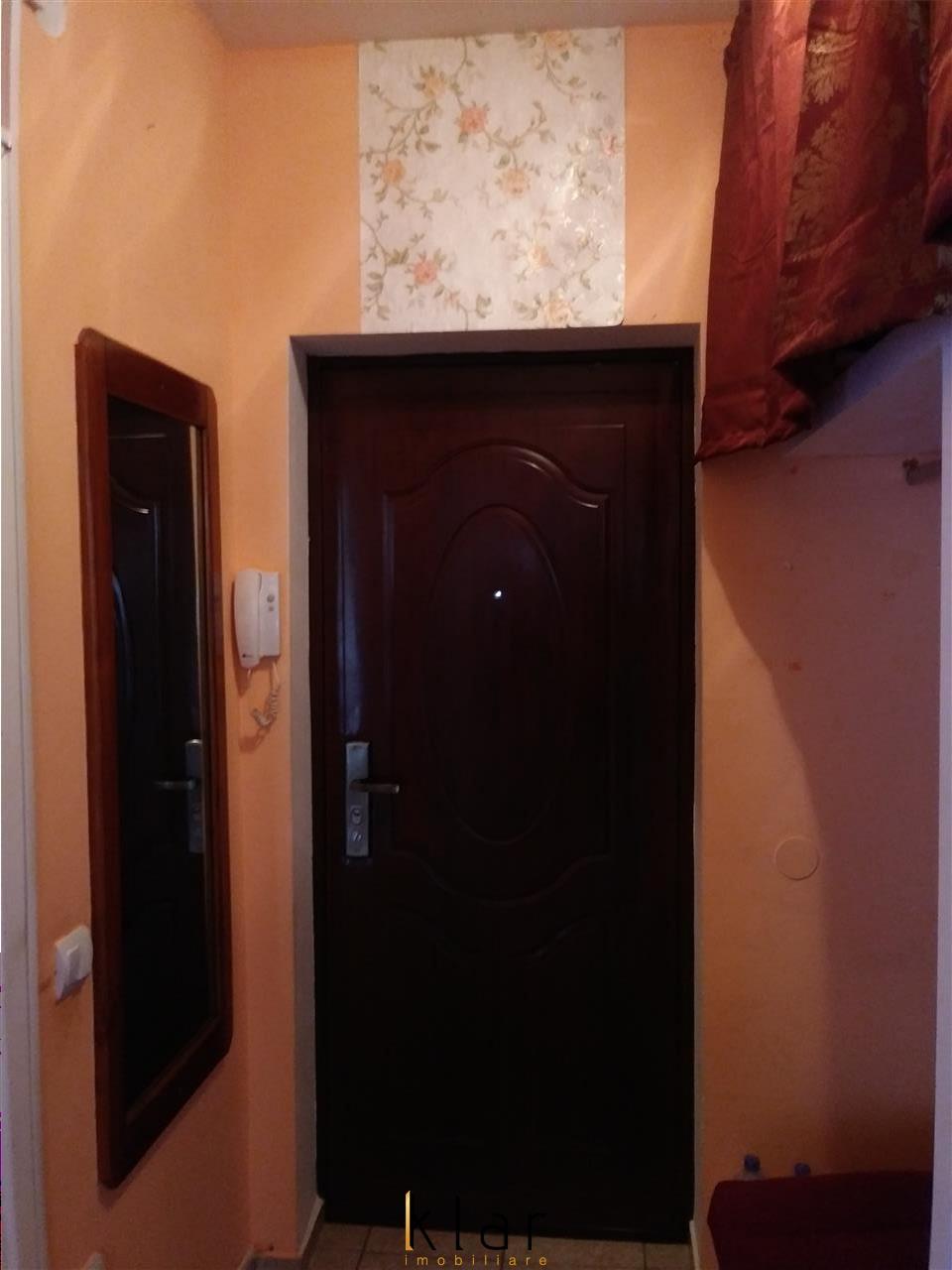 Apartament cu 1 camera, prima inchiriere, zona Porii!