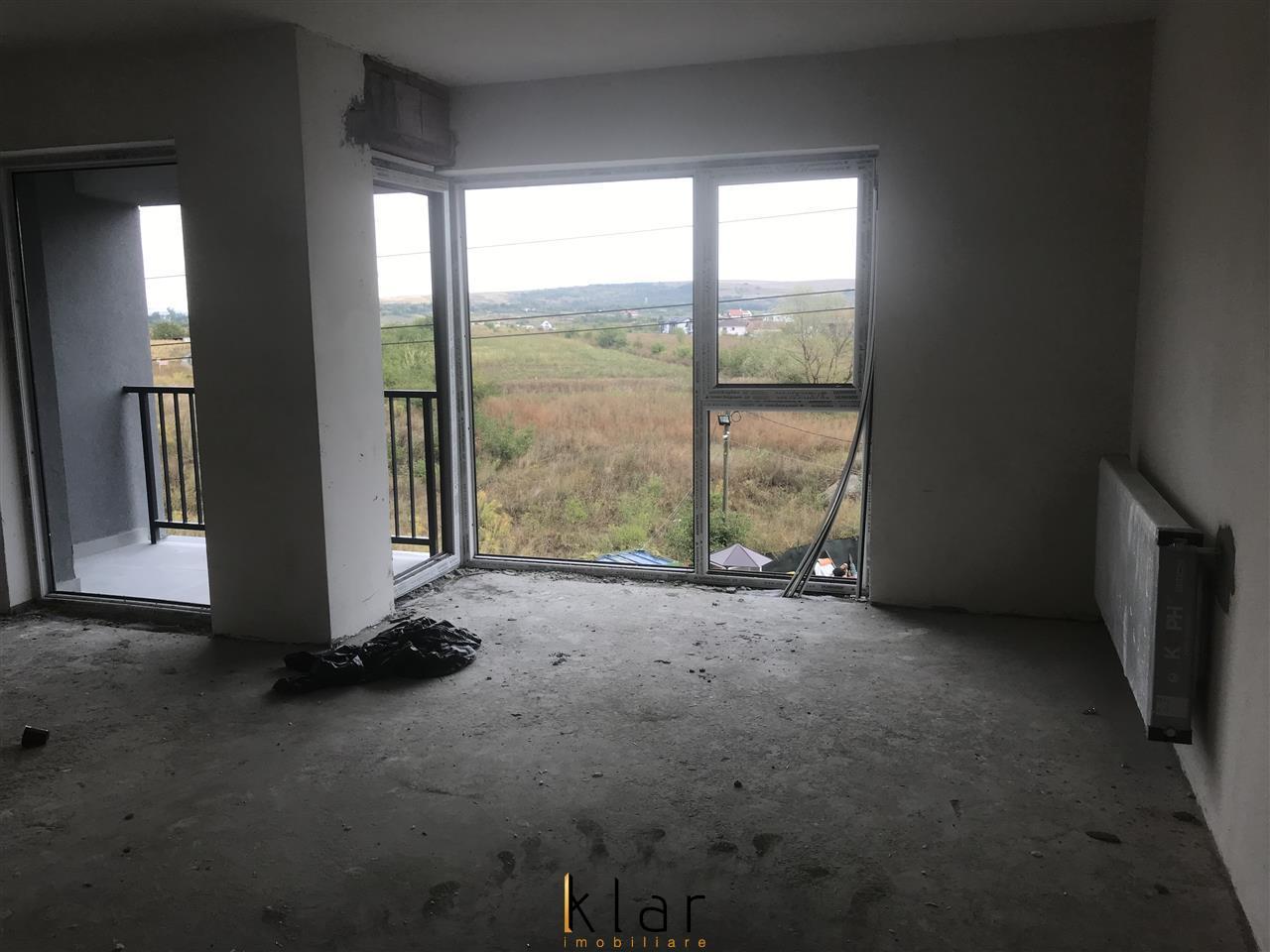 Apartament 1 camera +nisa de dormit  bloc nou finalizat