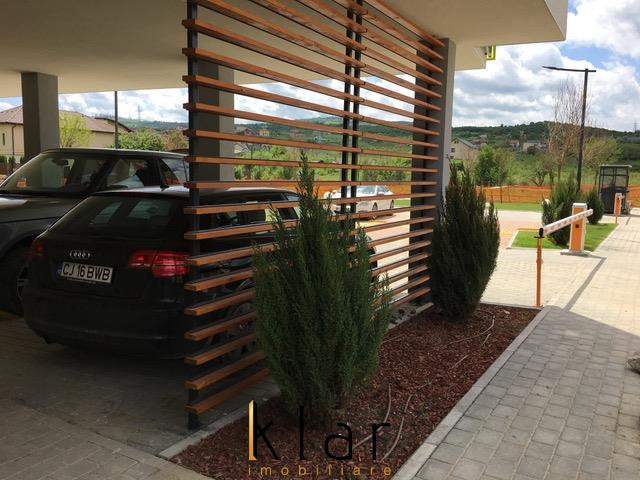 Vanzare apartament cu  2 camere, bloc nou in cartierul Borhanci.