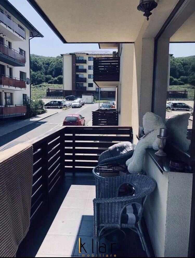 Apartament de vanzare 2 camere zona Sub Cetate
