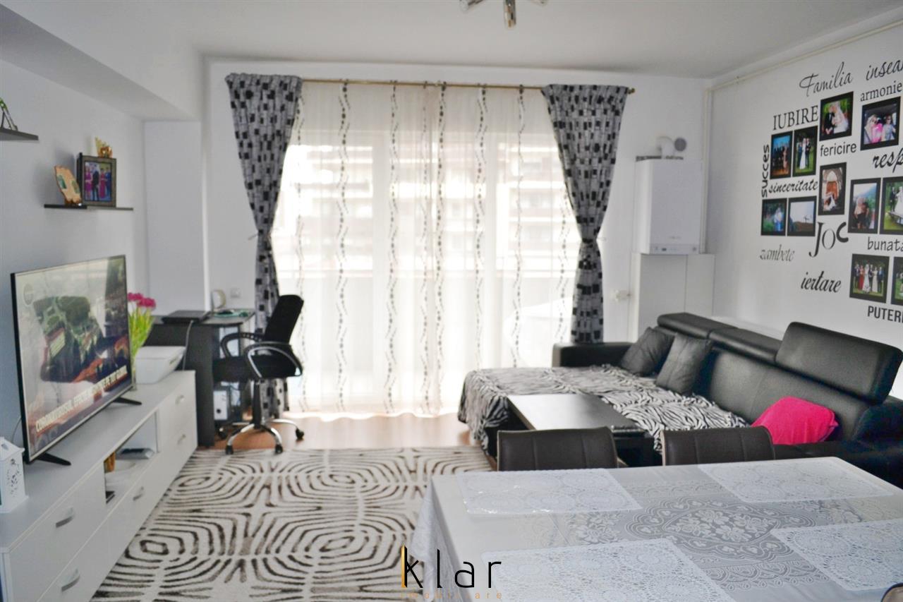 Apartament cu 3 camere in Buna Ziua