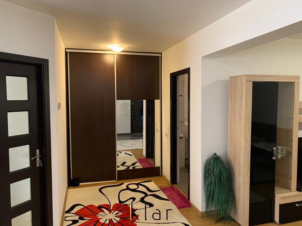 Apartament 2 camere, complet mobilat si utilat, zona Florilor