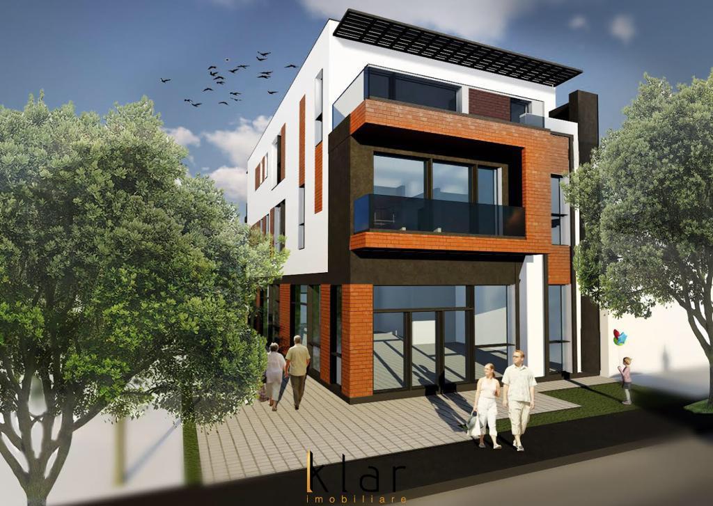 Apartament patru camere Marasti bloc nou