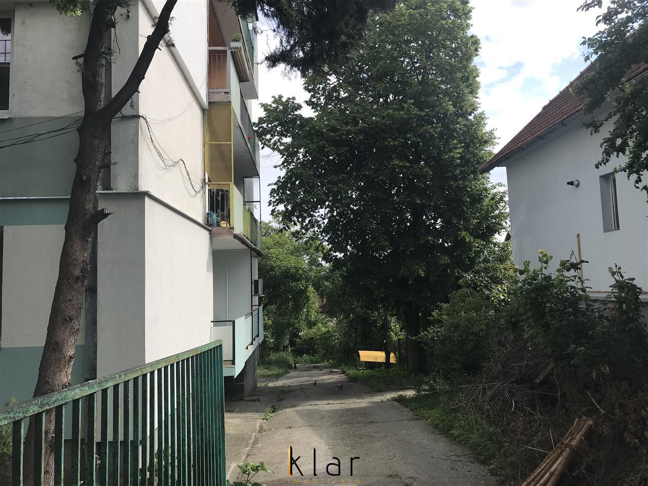 Apartament doua camere Andrei Muresanu
