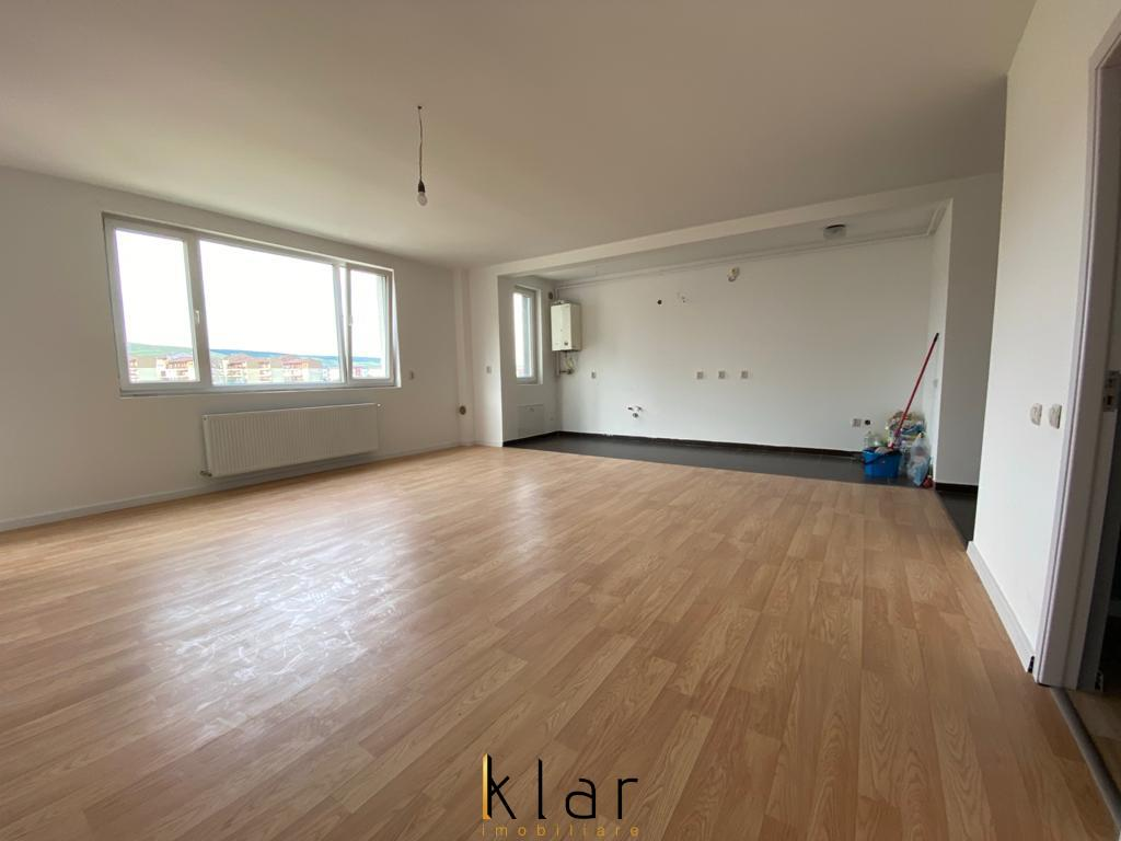 Apartament 3 camere, finisat, zona Eroilor