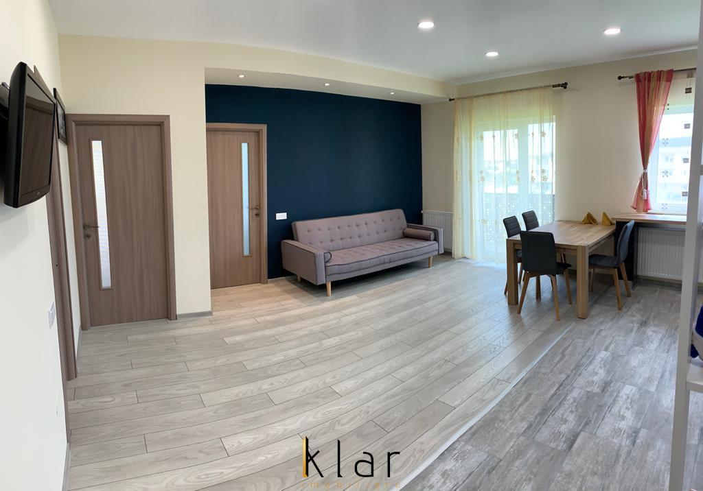 Apartament 3 camere, modern finisat si mobilat, zona Sesul de Sus