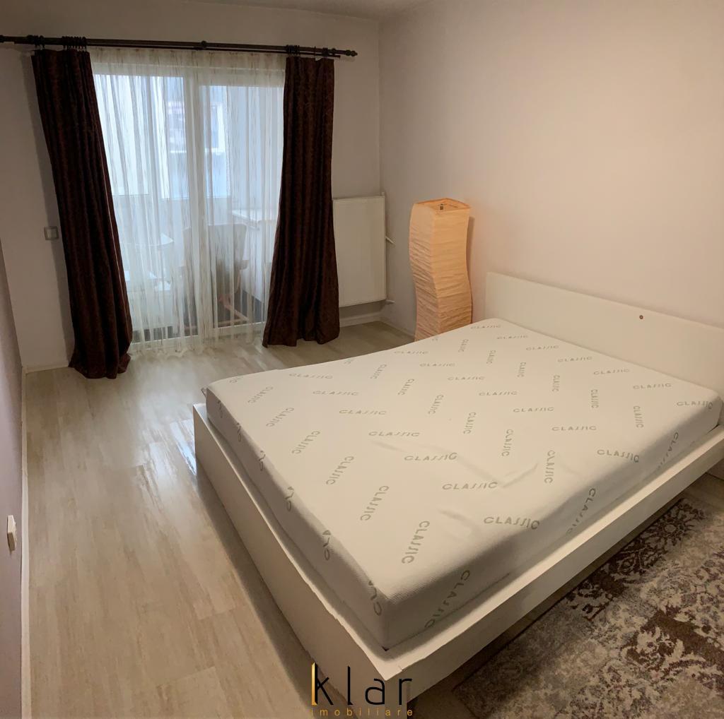 Apartament 3 camere, mobilat si utilat, loc de parcare, zona Sesul de Sus