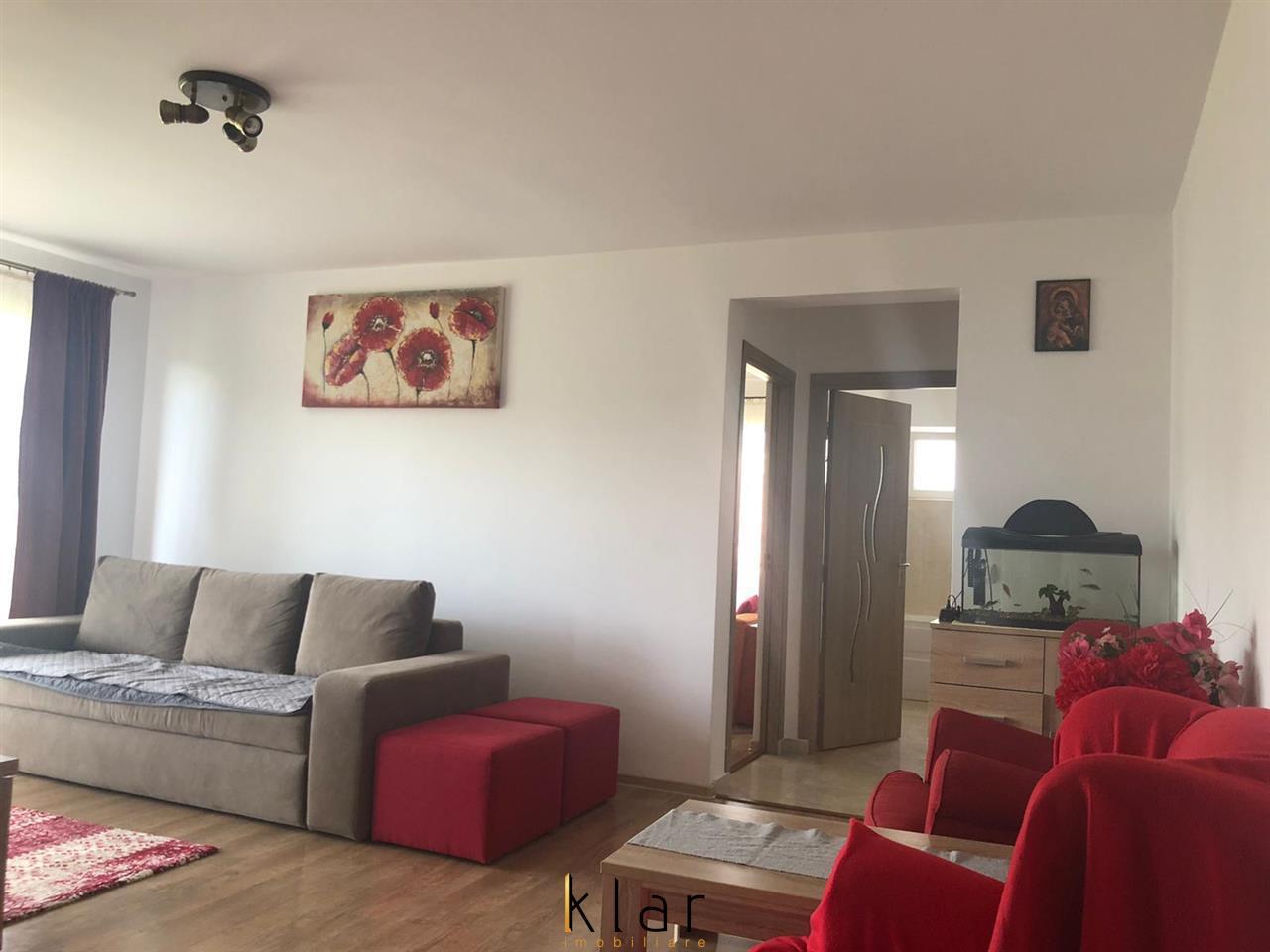 Apartament modern de vanzare, 2 camere, centru Floresti