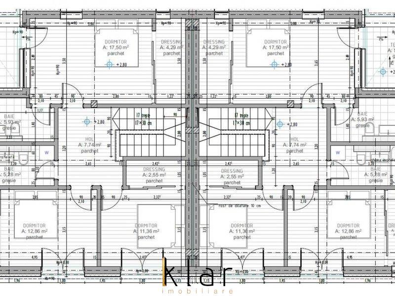 Casa de tip duplex intr-o zona pitorasca