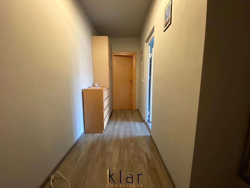 Apartament 2 camere decomandate, mobilat si utilat, zona Somesului
