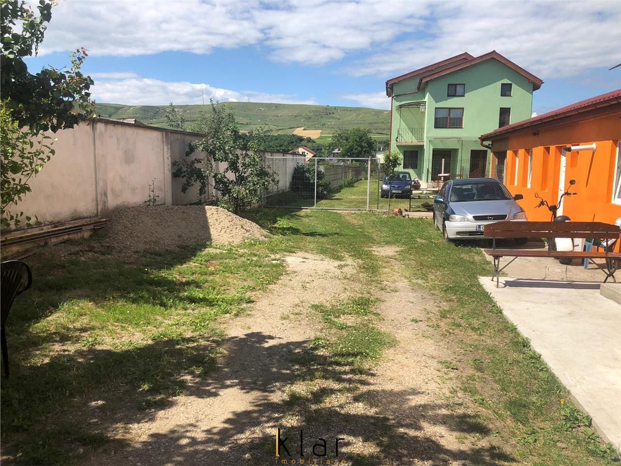 Casa individuala, zona linistita  pe Horea in Floresti!