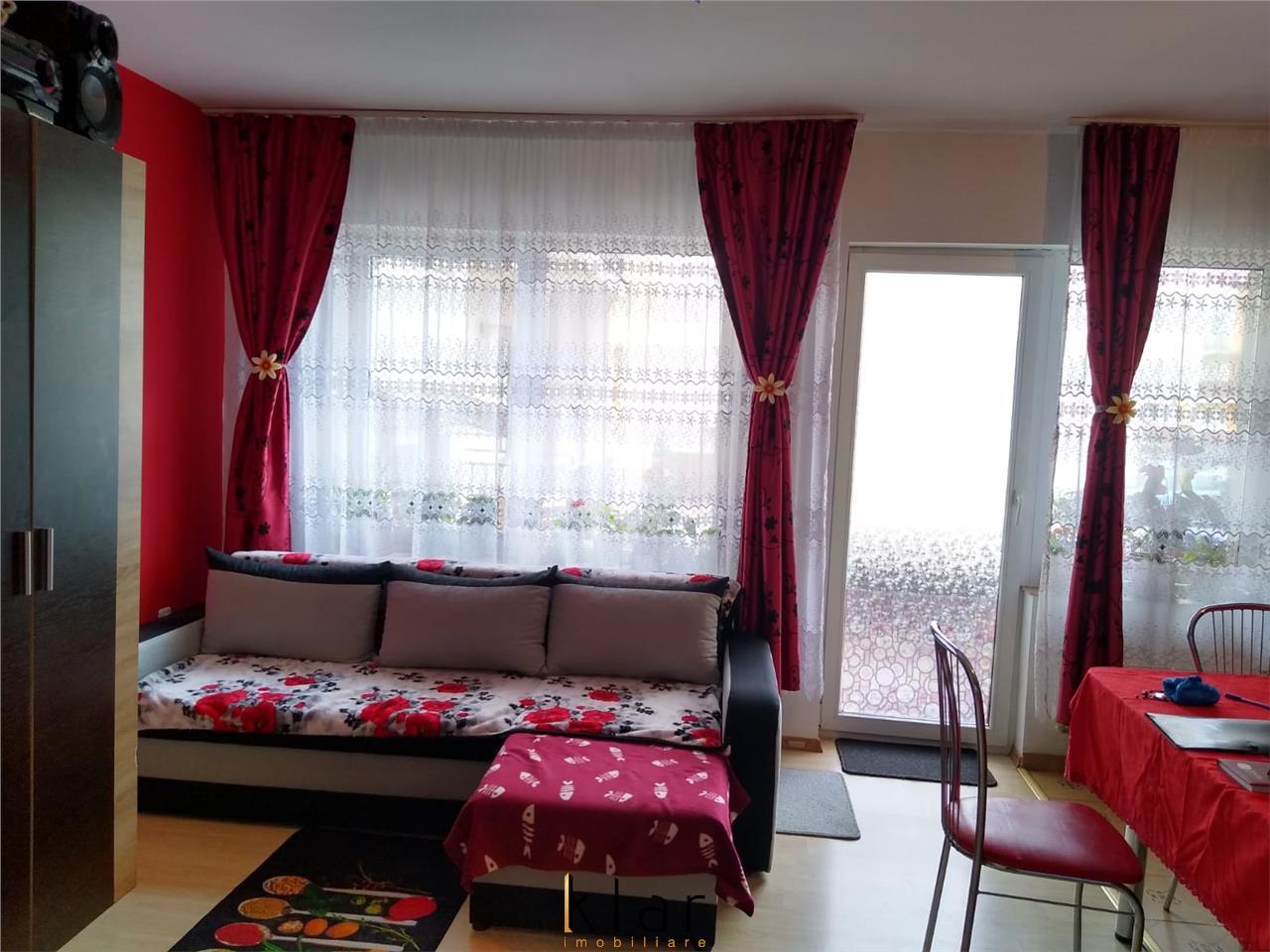 Apartament 2 camere, mobilat, parcare, zona Terra!