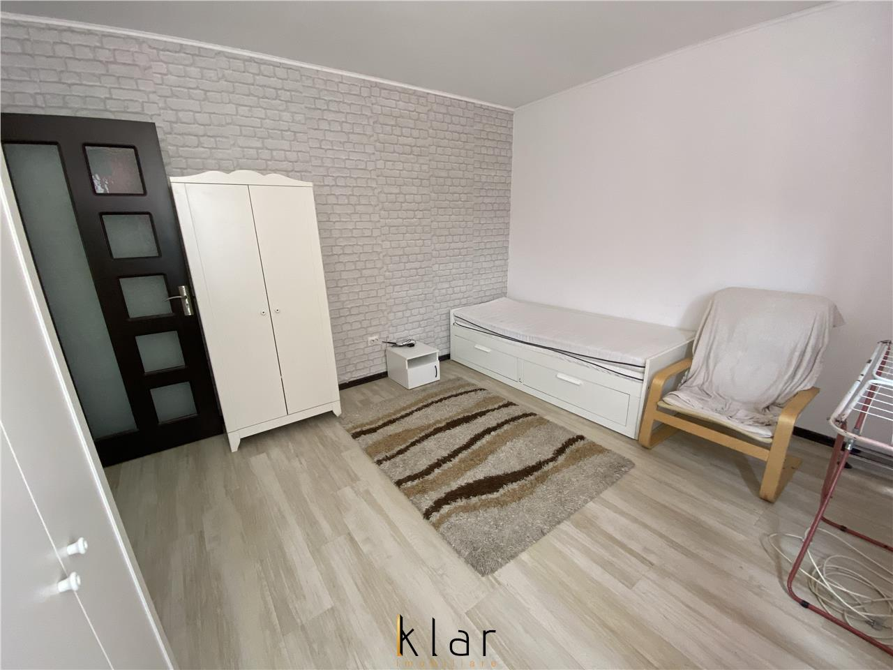 Apartament 3 camere, complet mobilat si utilat, zona Florilor