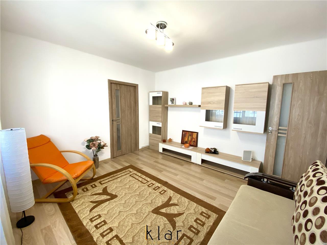 Apartament cu 2 camere zona centrala