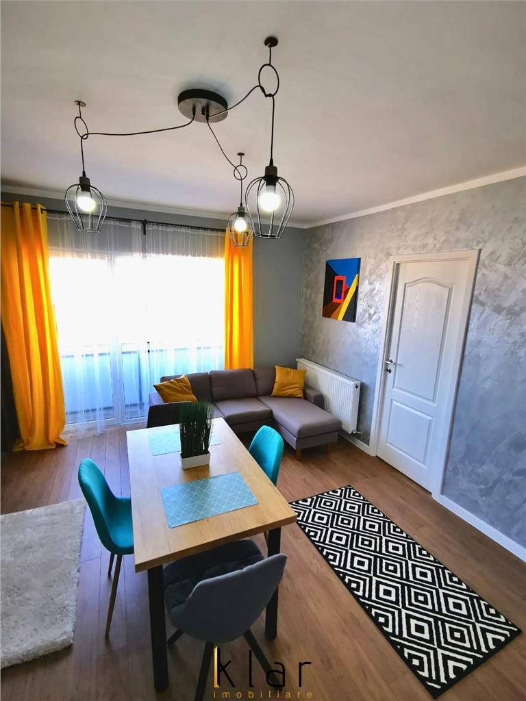 Apartament cochet 2 camere, parcare, bloc nou!