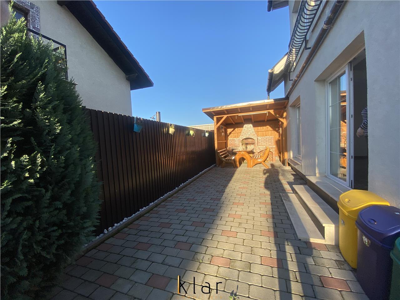Inchiriere casa la intrare in Gilau