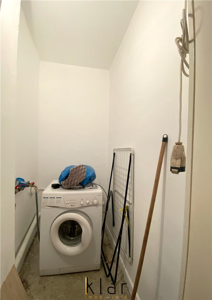 Apartament 2 camere decoandat  Marasti spate la BRD