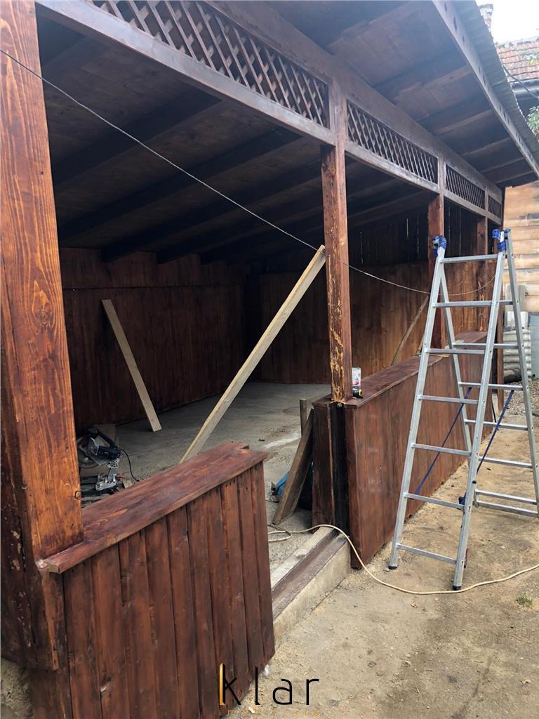Casa individuala cu curte libera de 1000 mp in Lona langa Scoala!
