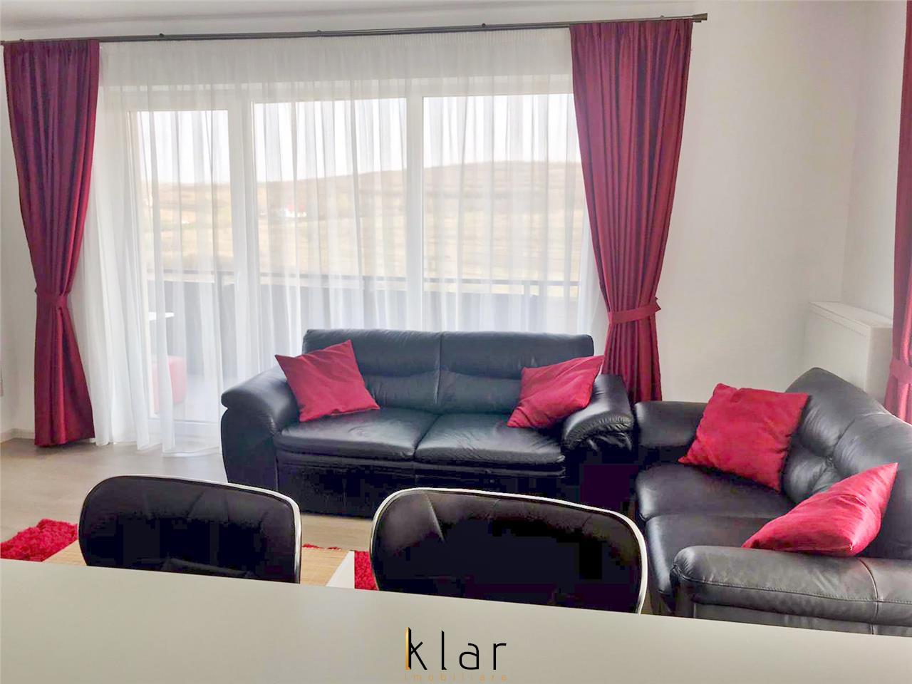Apartament modern 3 camere 73mp, Baza Sportiva Gheorgheni