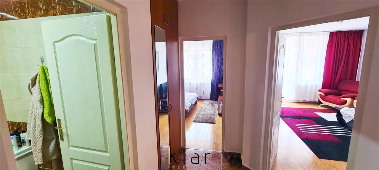 Apartament 2 camere decomandat , Intre lacuri, zona Iulius Mall