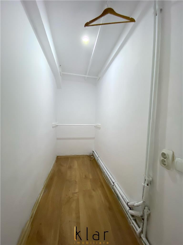 Apartament cu terasa si gradina