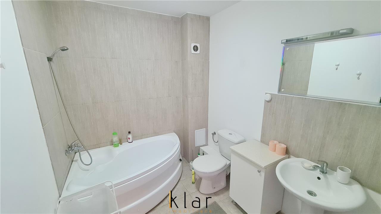 Inchiriere Apartament 2 camere 60mp, parcare, Manastur !!!