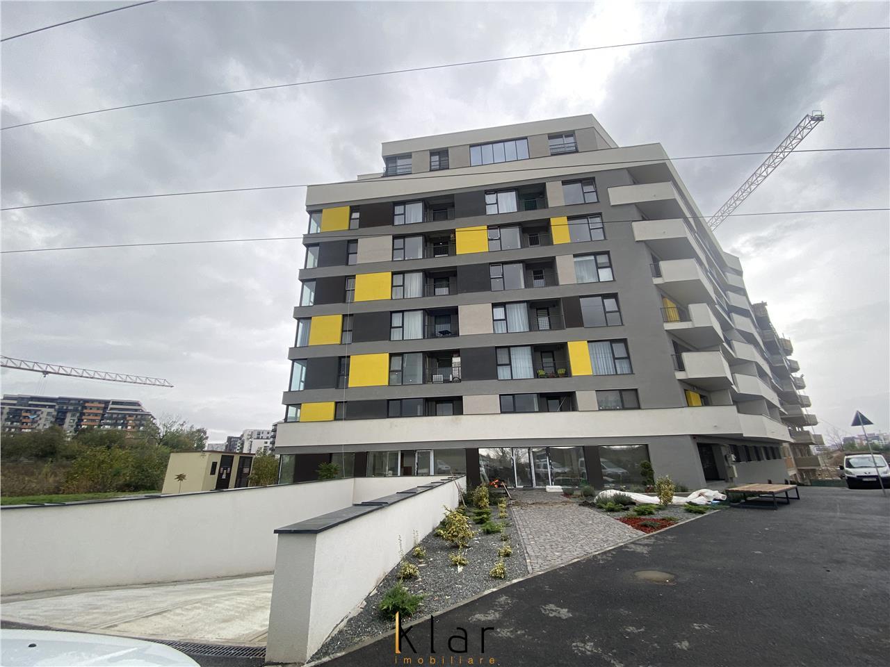 Apartament doua camere bloc nou finalizat cu CF aproape de   Iulius Mall