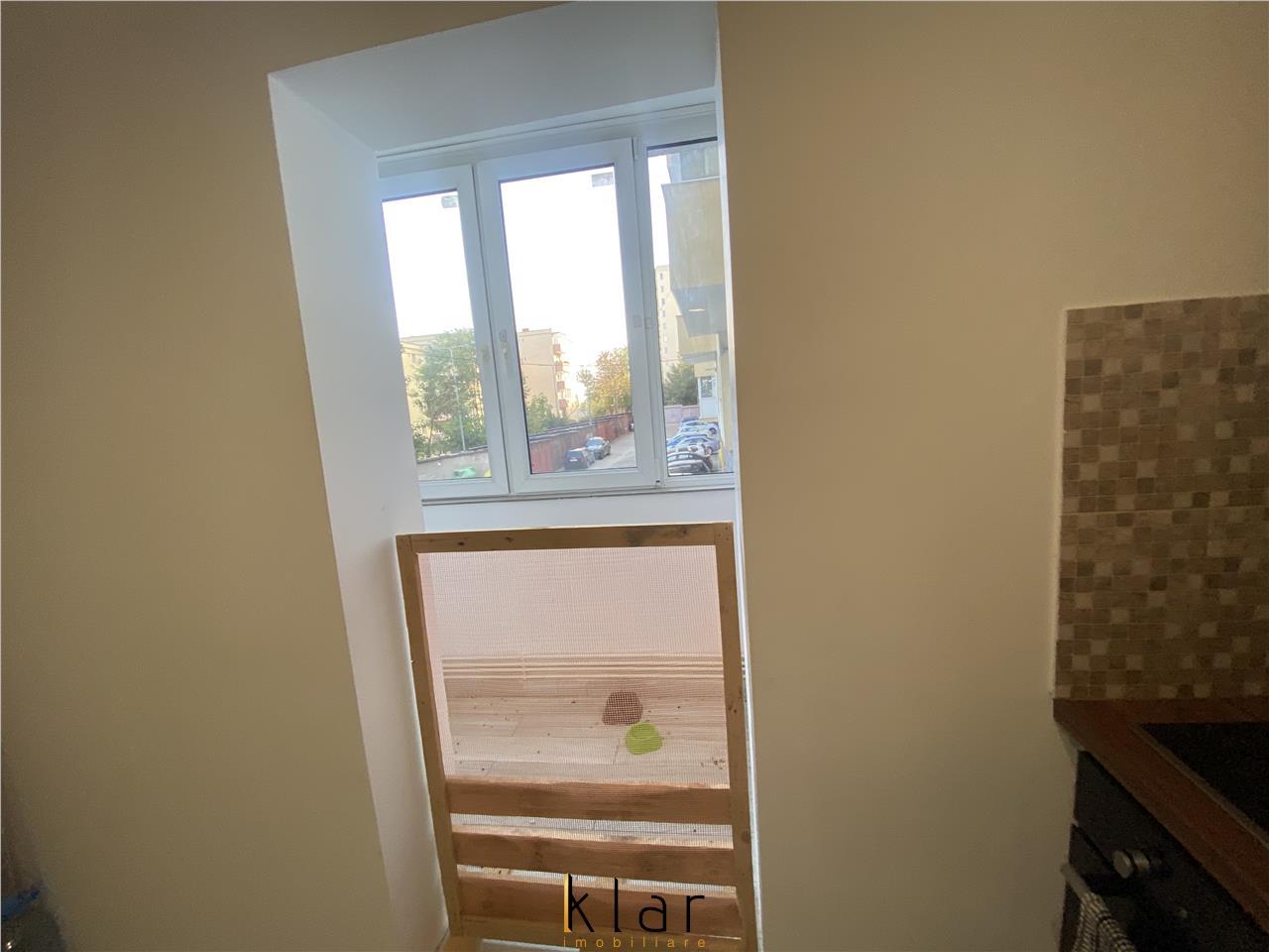 Apartament 1 camera finisat  Calea Floresti