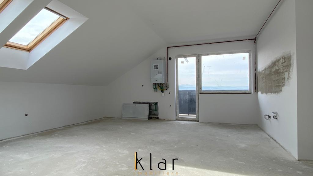 Apartament 3 camere, 2 bai, semifinisat, zona Parcul Poligon