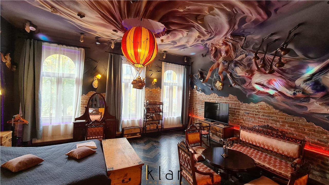Apartament LUX 85mp zona Centrala