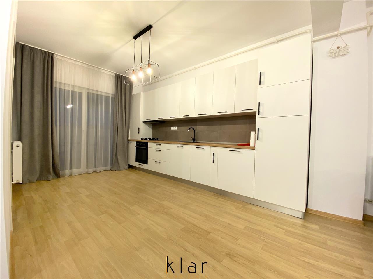 Apartament finisat la cheie