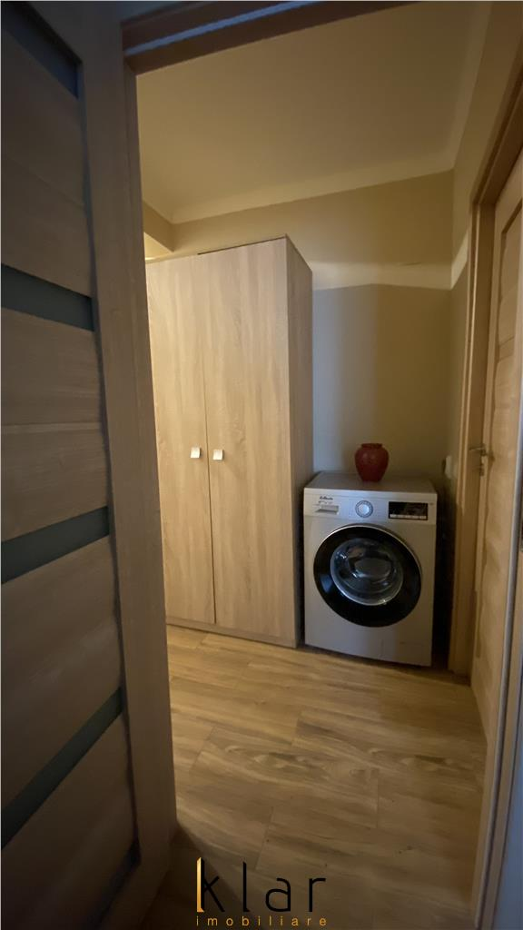 Apartament 1 camera, moder mobilat si utilat, zona Stejarului