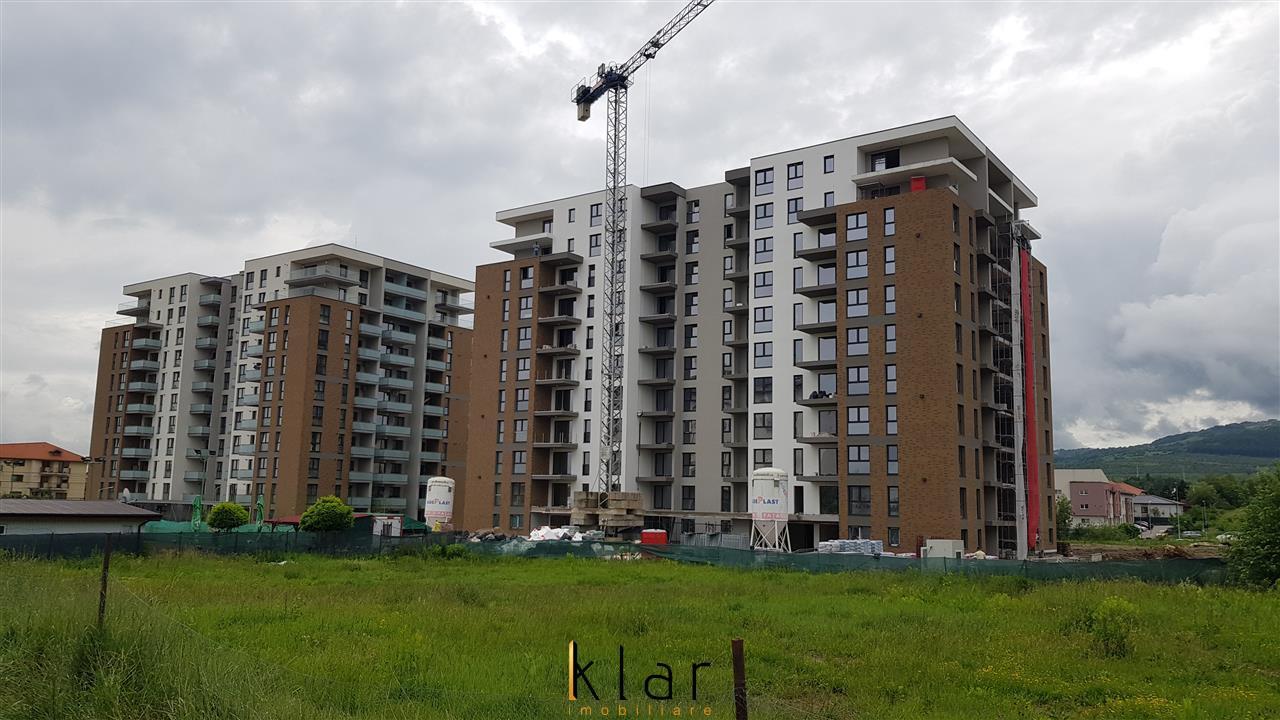 Apartament cu 2 camere (49,92mp), bloc nou in Buna Ziua, garaj inclus