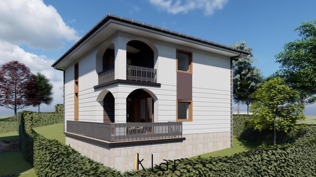 Casa de vanzare individuala in Cluj