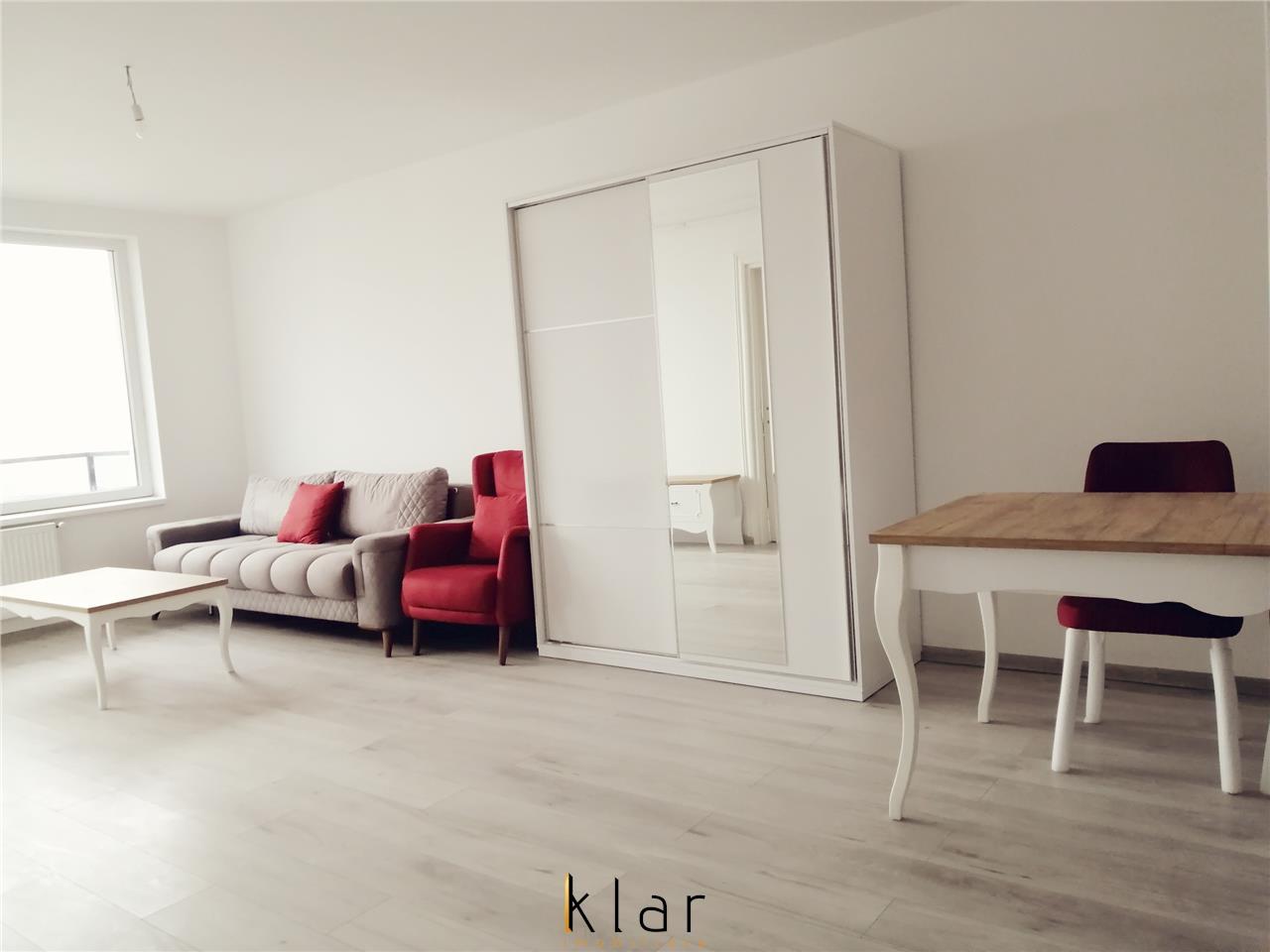 Apartament o camera la cheie, bloc nou, Marasti!