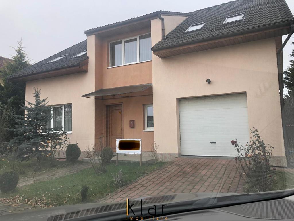 Casa individuala de vanzare inincinta ansamblului rezidential de case Terra!