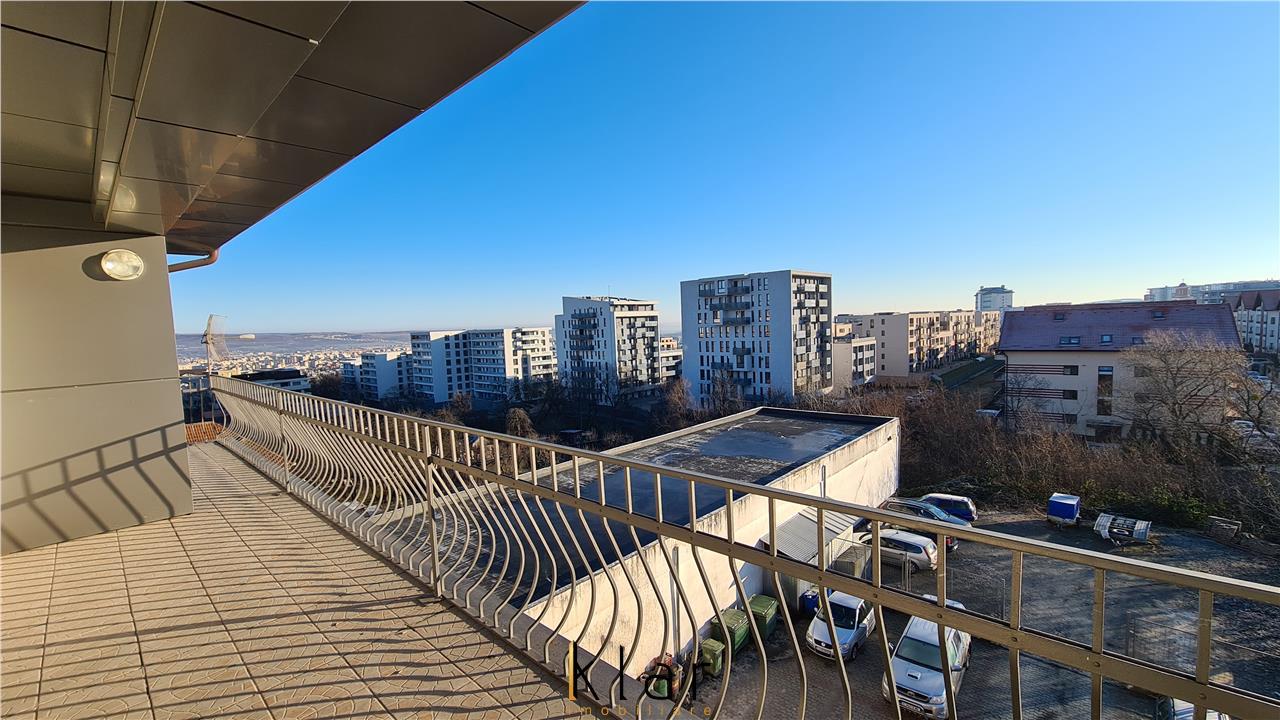 Spatiu pentru birouri 110mp in zona cu trafic intens si vizibilitate foarte buna Calea Turzii