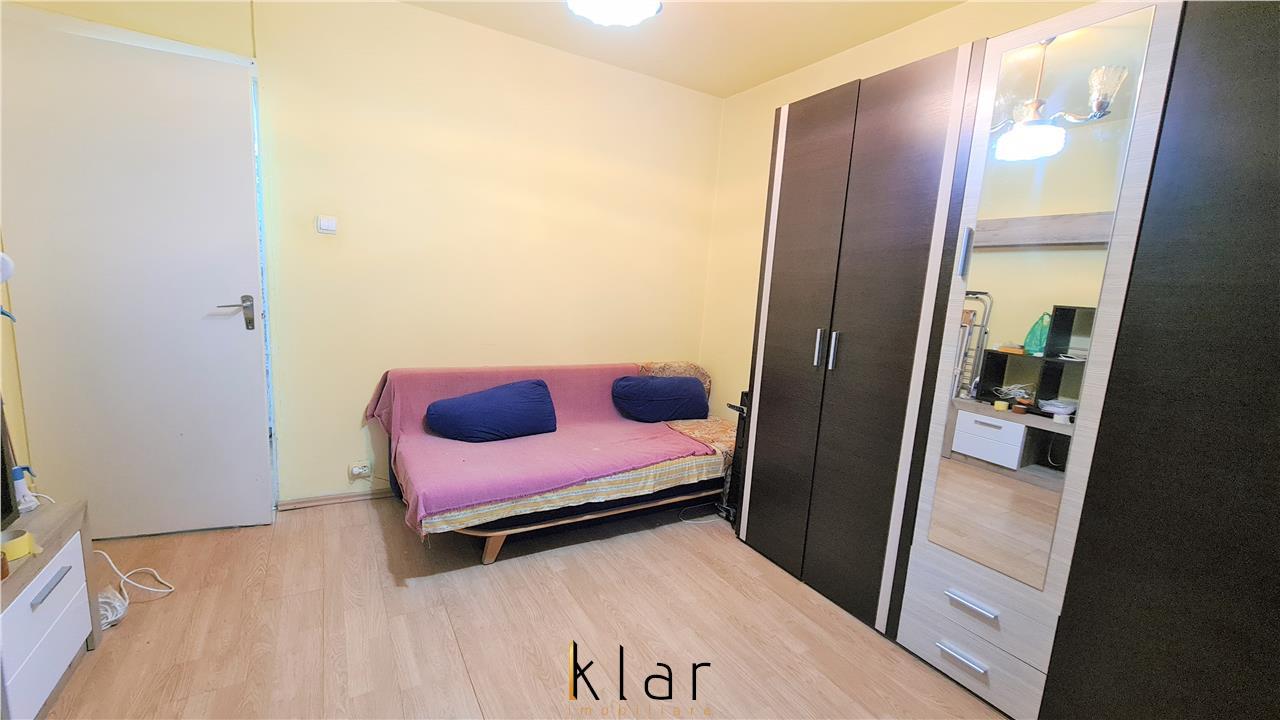 Ap. 2 camere, decomandat, Str. Viilor