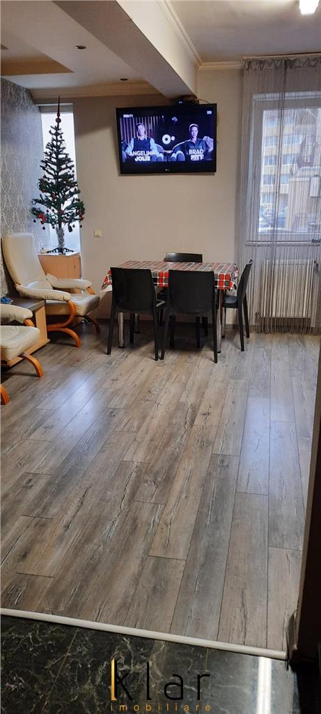 Apartament 2 camere complet mobilat si utilat strada Florilor