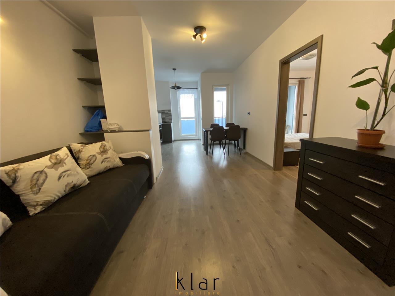 Apartament doua camere bloc nou  in ansamblu Columna