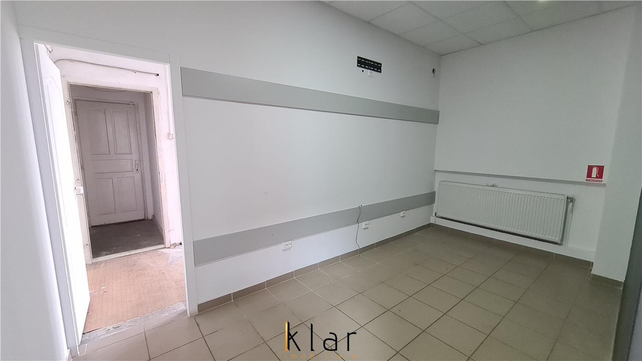 EXCLUSIVITATE Spatiu de birouri/comercial 80mp, Gheorgheni, bld N. Titulescu 18