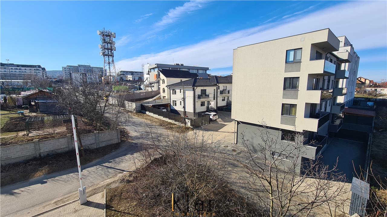 EXCLUSIVITATE Apartament 2 camere 56mp+balcon 5mp+parcare, Calea Turzii,str G. Moisil