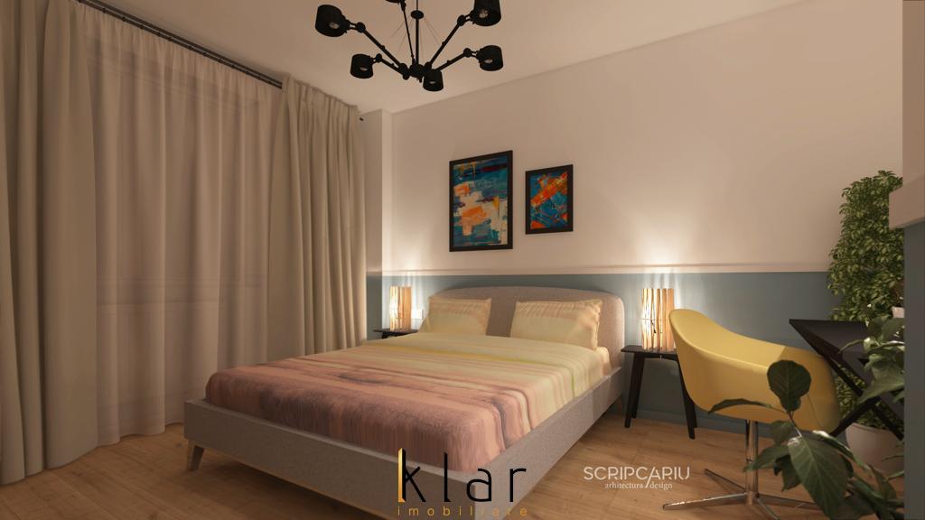 Apartament 2 Camere cu Design Modern si  Finisaje Premium pe strada Anton Pann