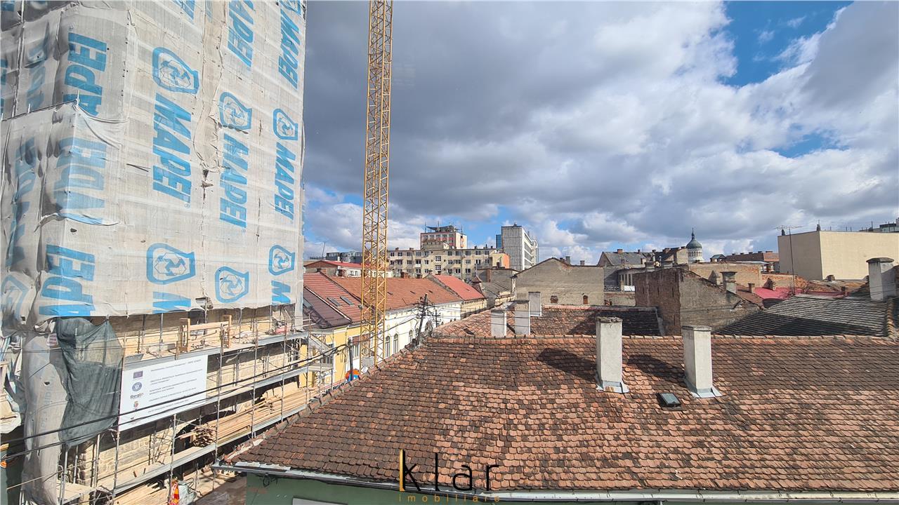 Inchiriere Spatiu Birouri 80mp pe 2 nivele, Centru, Piata Mihai Viteazu
