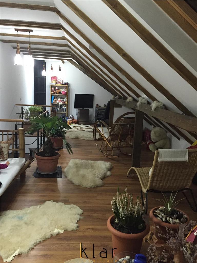 Inchiriere vila tip duplex 160mp, garaj, curte privata, Buna Ziua