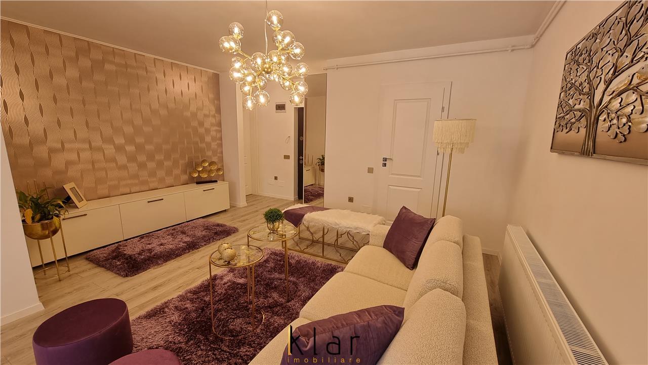 Apartament 2 camere parcare gradina LUX zona Cetatii!