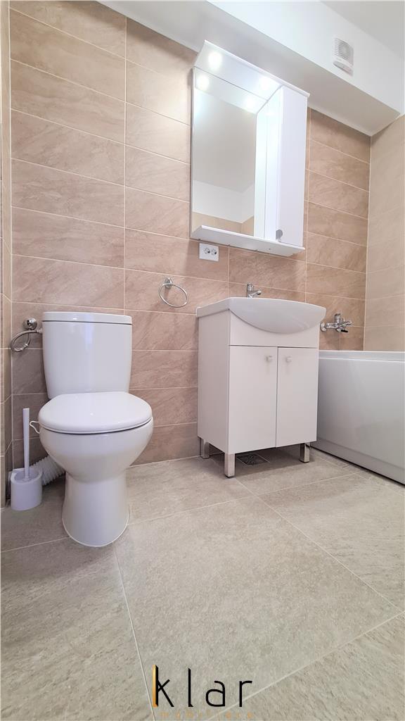 Inchiriere Apartament 2 camere (49,92mp), bloc nou in Buna Ziua, garaj inclus