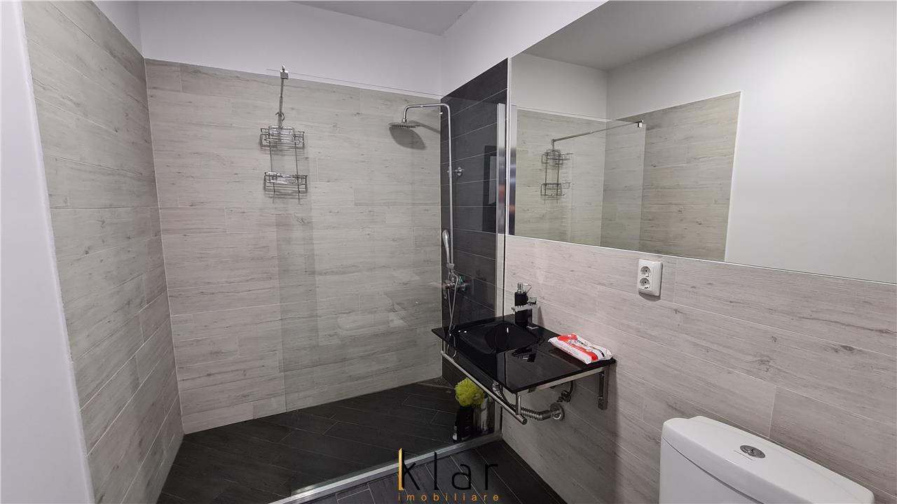 Apartament modern 1 camera 52mp, balcon, Sopor-Baza Sportiva
