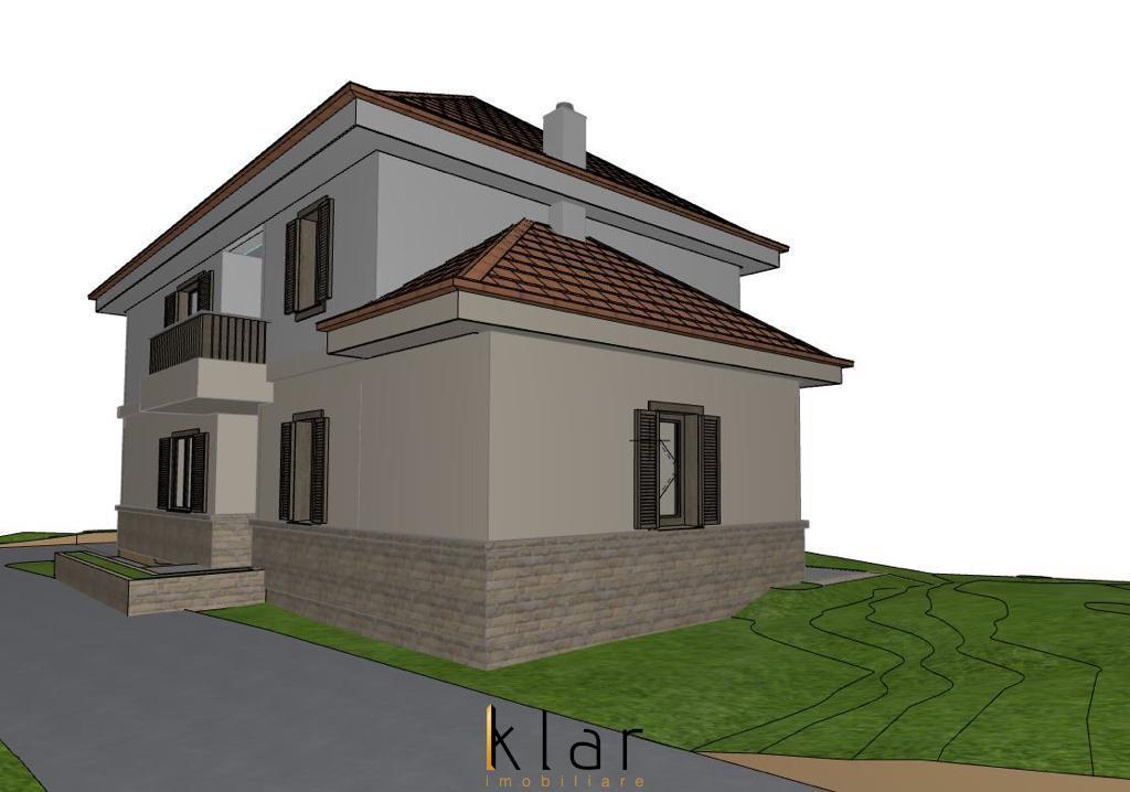 DE vanzare casa individuala in Capusu Mic!